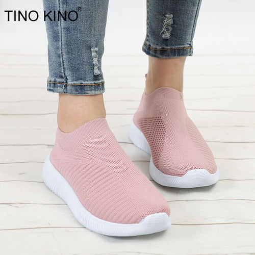Women Sneakers - Trendy - Vibrant - Colorful - Comfortable
