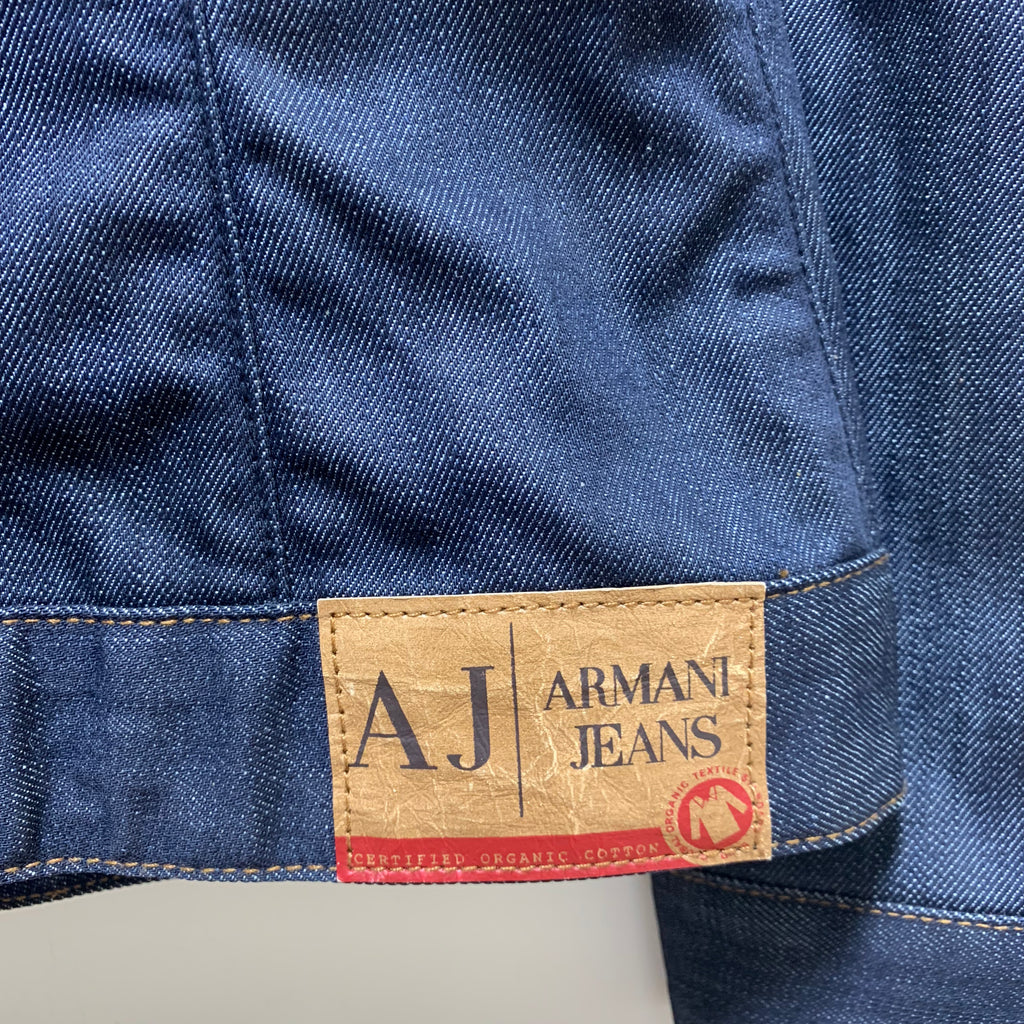 Armani Denim Jacket