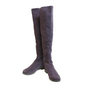 Stuart Weitzman stretch suede knee high boots