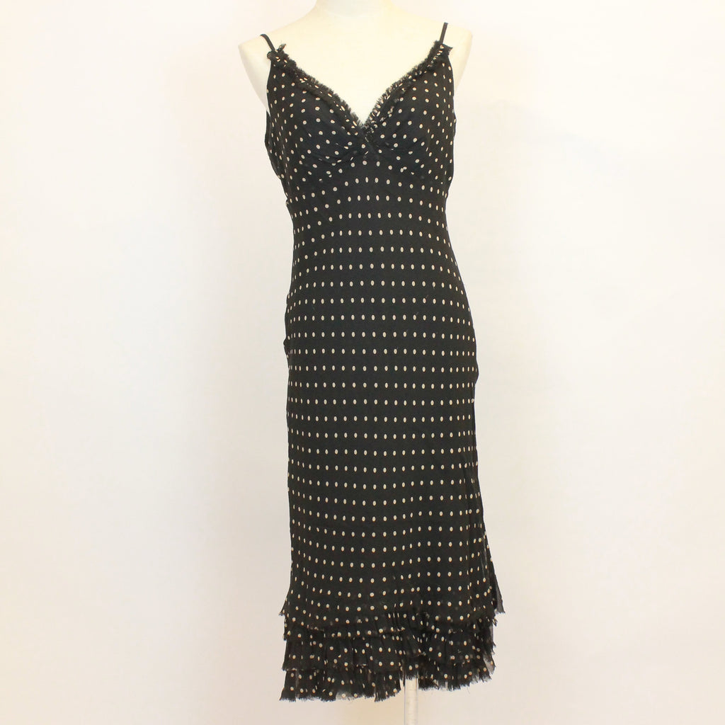 Ted Baker polka dot dress