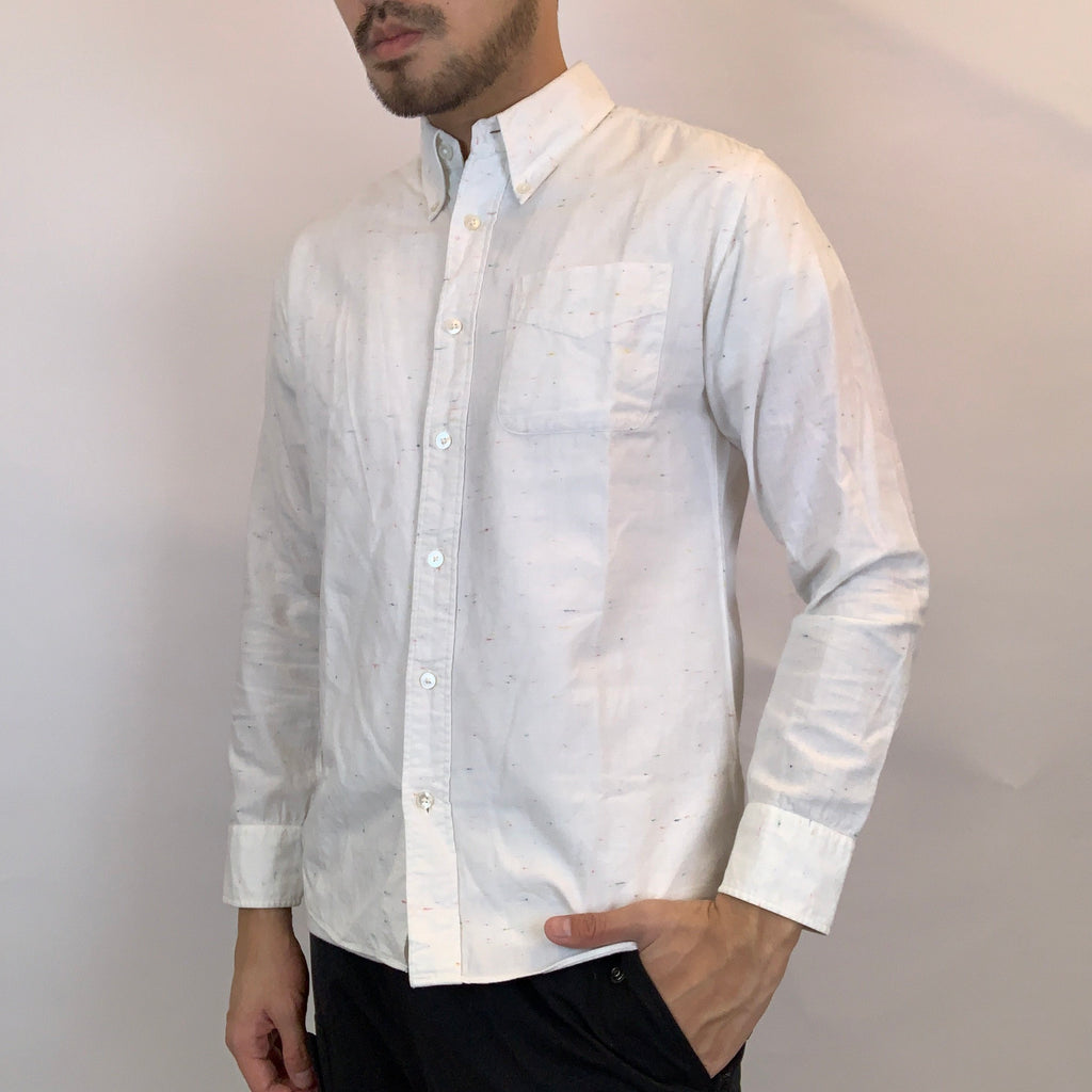 Visvim Shirts (White Color)