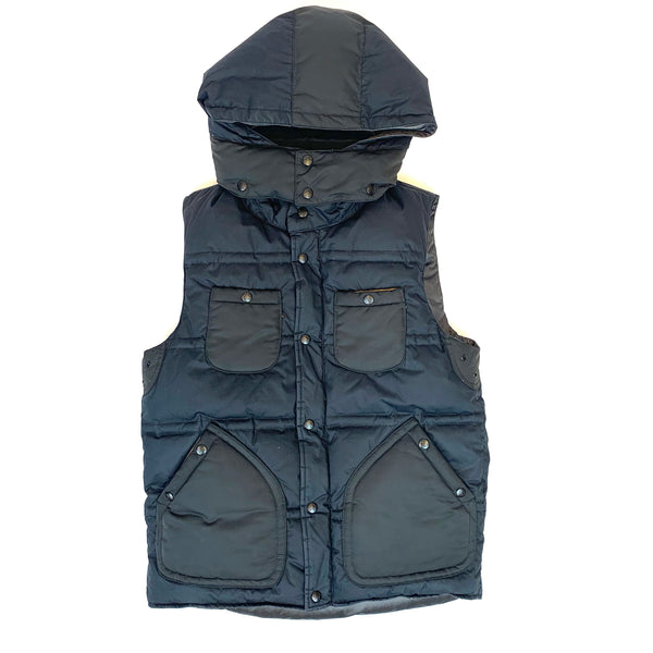 White Mountaineering Down Vest (windstoper)
