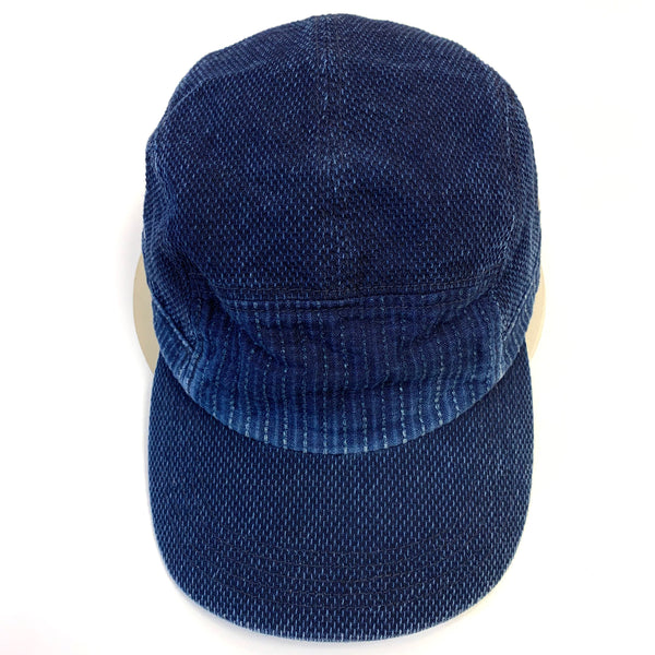 Neighborhood Indigo Cap