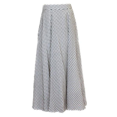 Zimmermann polka dots maxi skirt