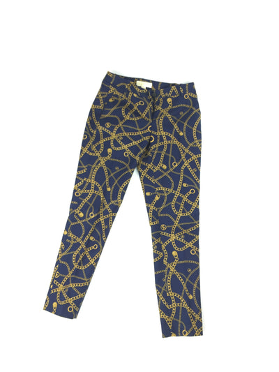 Michael Kors pattern pants