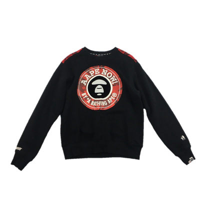 A Bathing ape Aape Crewneck