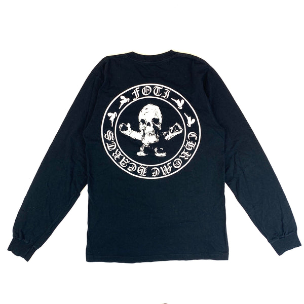 Chrome Hearts Bone L/S Tee