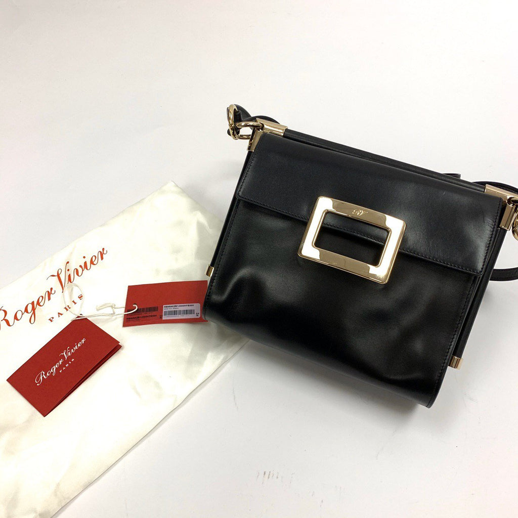 Roger Vivier Miss Viv satchel two-way bag