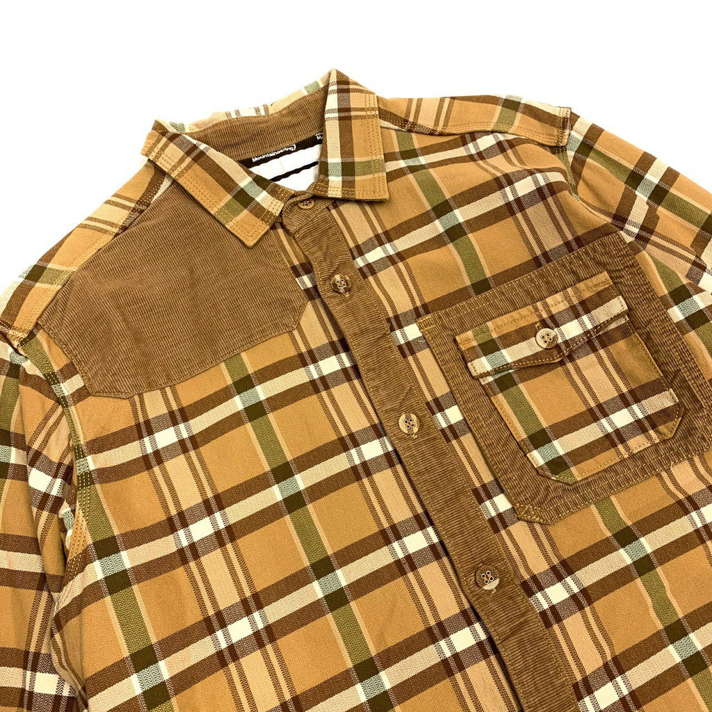 White Mountaineering Flannel Shirt