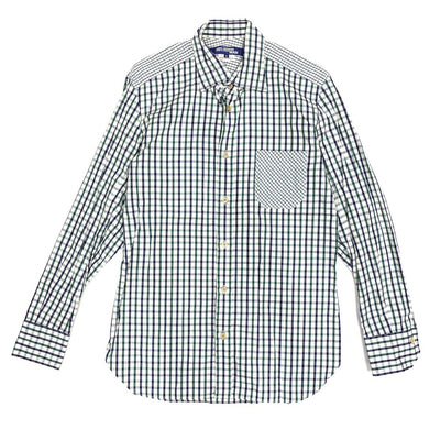 Junya Watanabe Shirt (Green Checks)