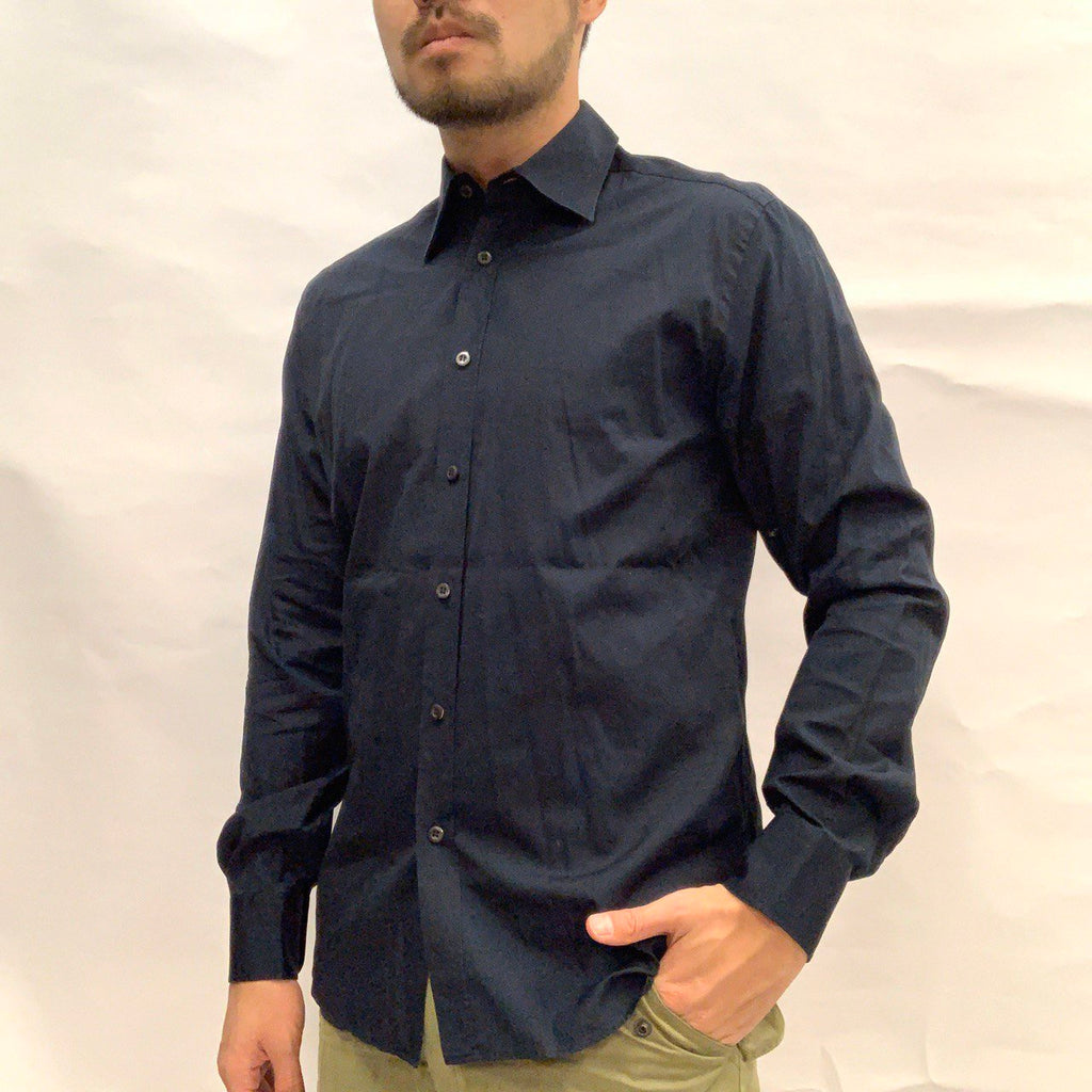 Prada Shirt (Navy Color)