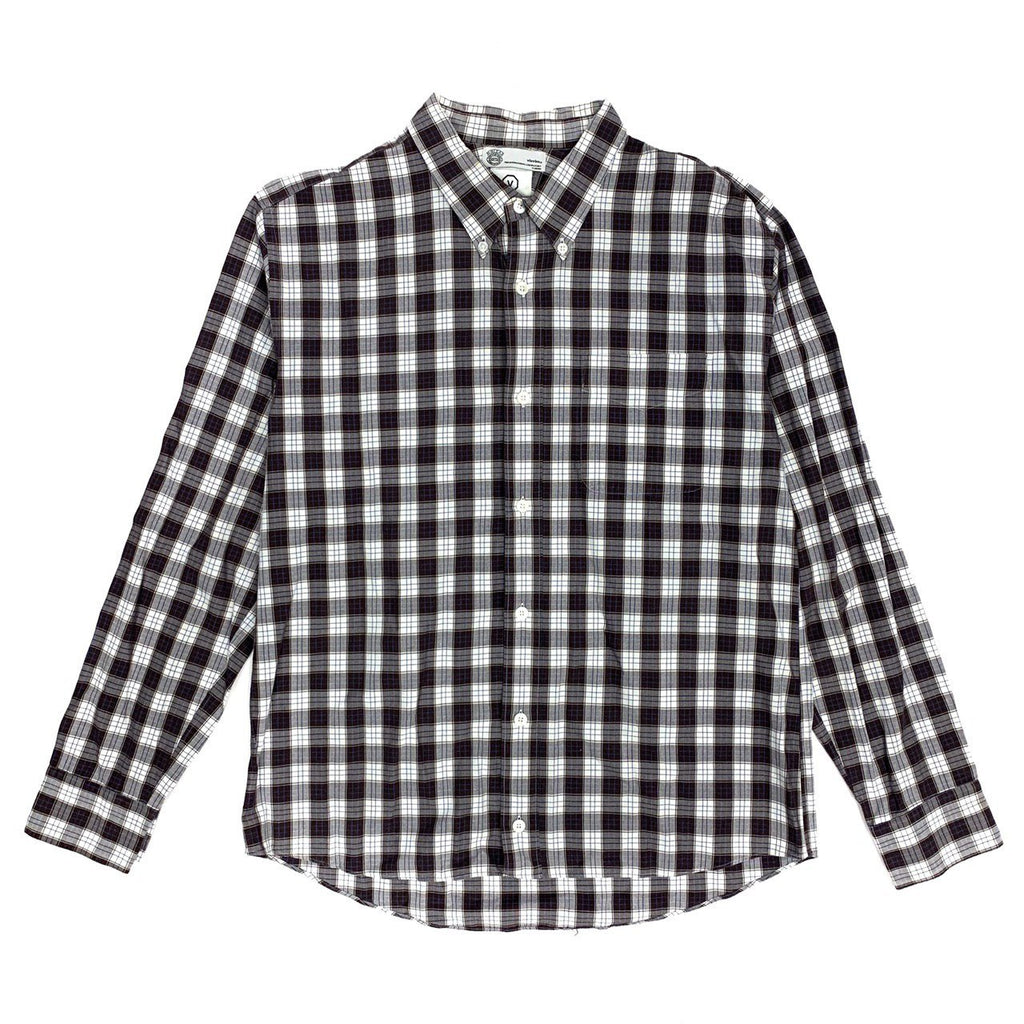 Visvim Check Shirt (Brown Color)