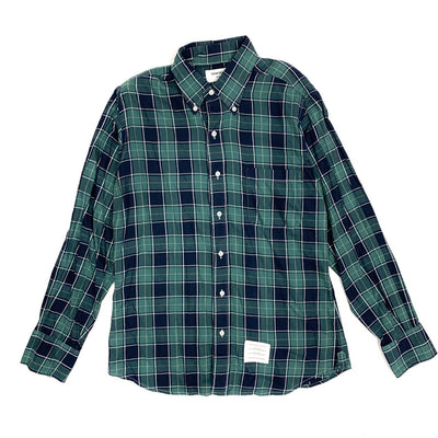 Thom Browne Check Shirt