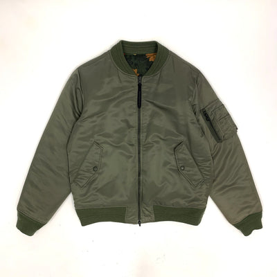 White Mountaineering Reversible MA-1 Jacket