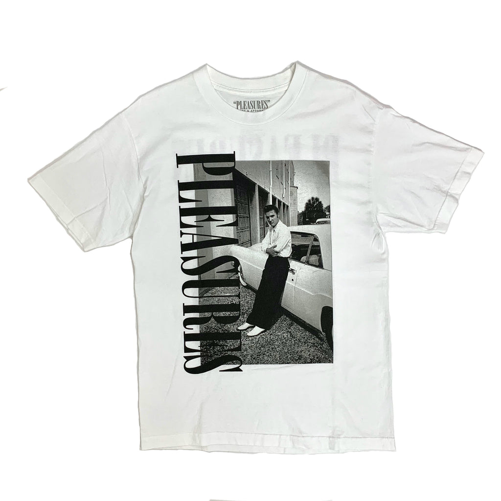 Pleasures Logo Tee