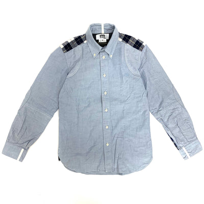Junya Watanabe x Brook Brothers Shirt (Blue Color)