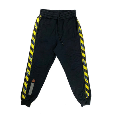 Off-White 2018SS Pain Cotton Joggers & Sweatpants