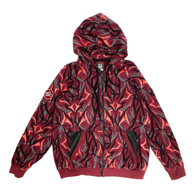Clot Alienegra Parka (Red Color)