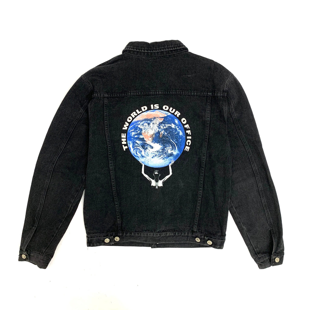 GEO Denim jacket