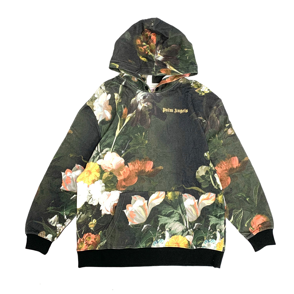 Palm Angles Floral Hoodie