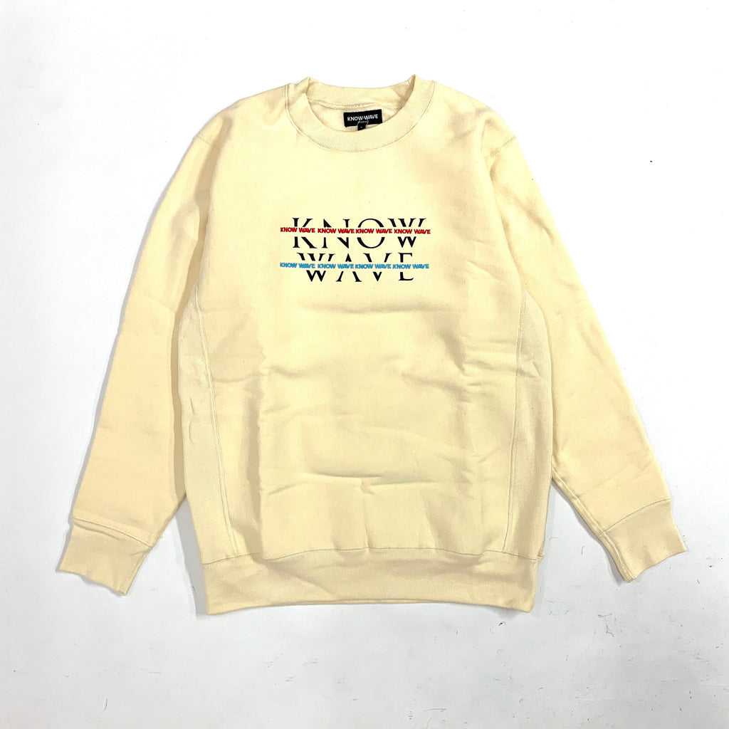 Know Wave Crewneck