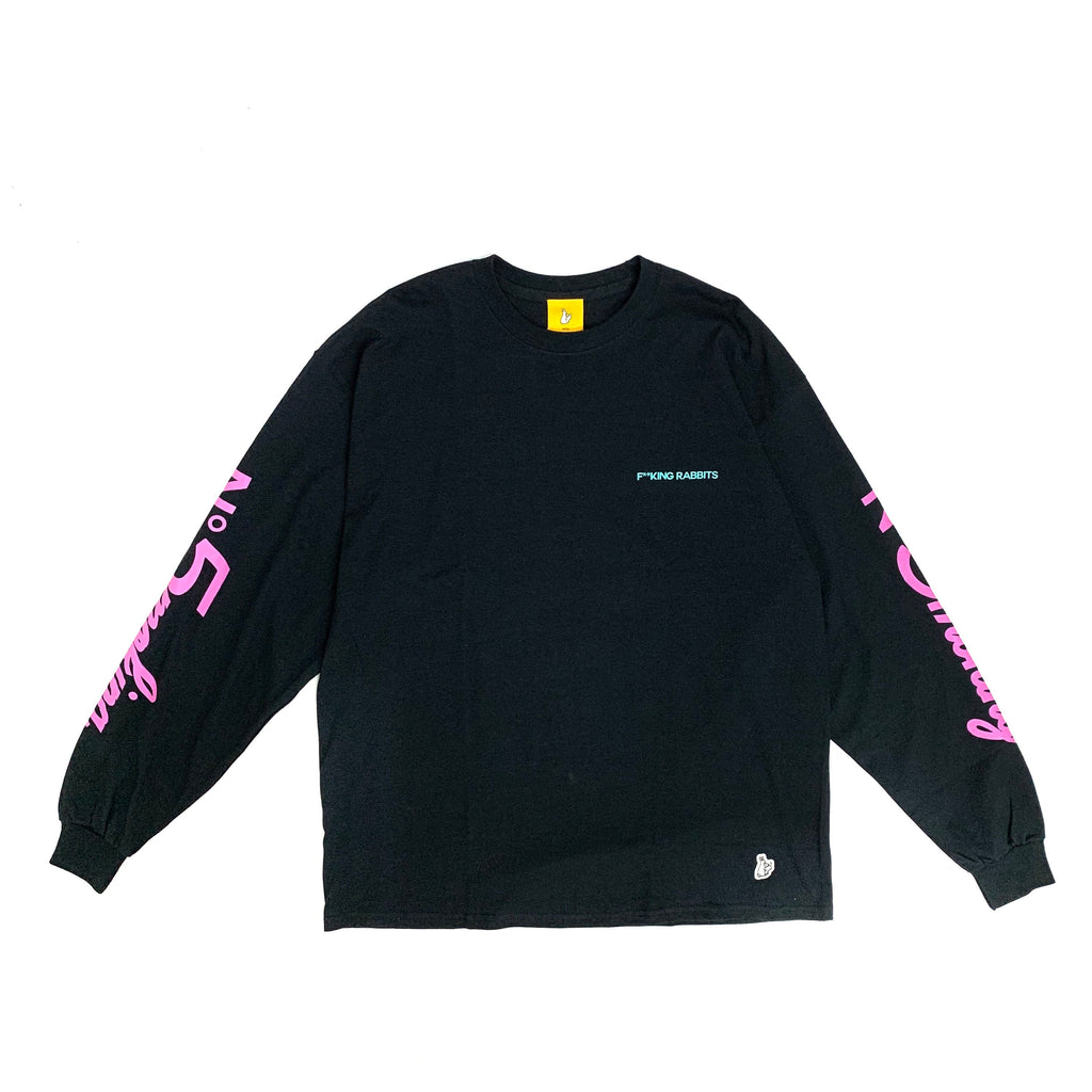 Fucking Rabbit FR2 No.5 Smoking L/S Tee