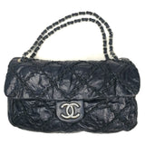 Chanel quilted ultra stitch calfskin jumbo flap bag