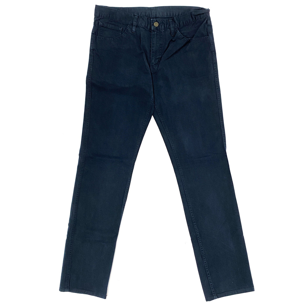 Visvim Slim Chino(Blue Color)