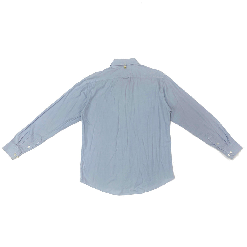 Visvim Sea Island Shirt (Blue Color)