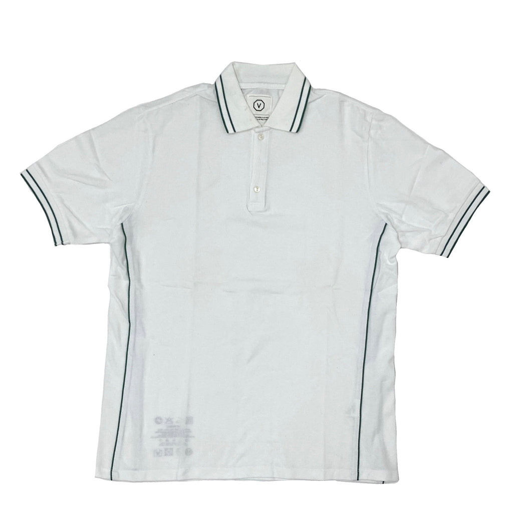 Visvim White Polo Tee