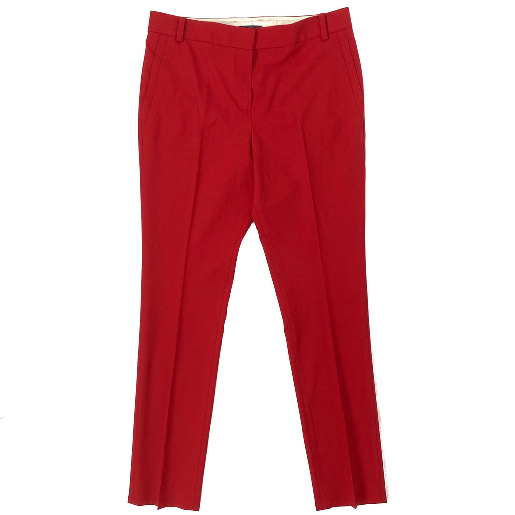 Brooks Brother red straight leg pants