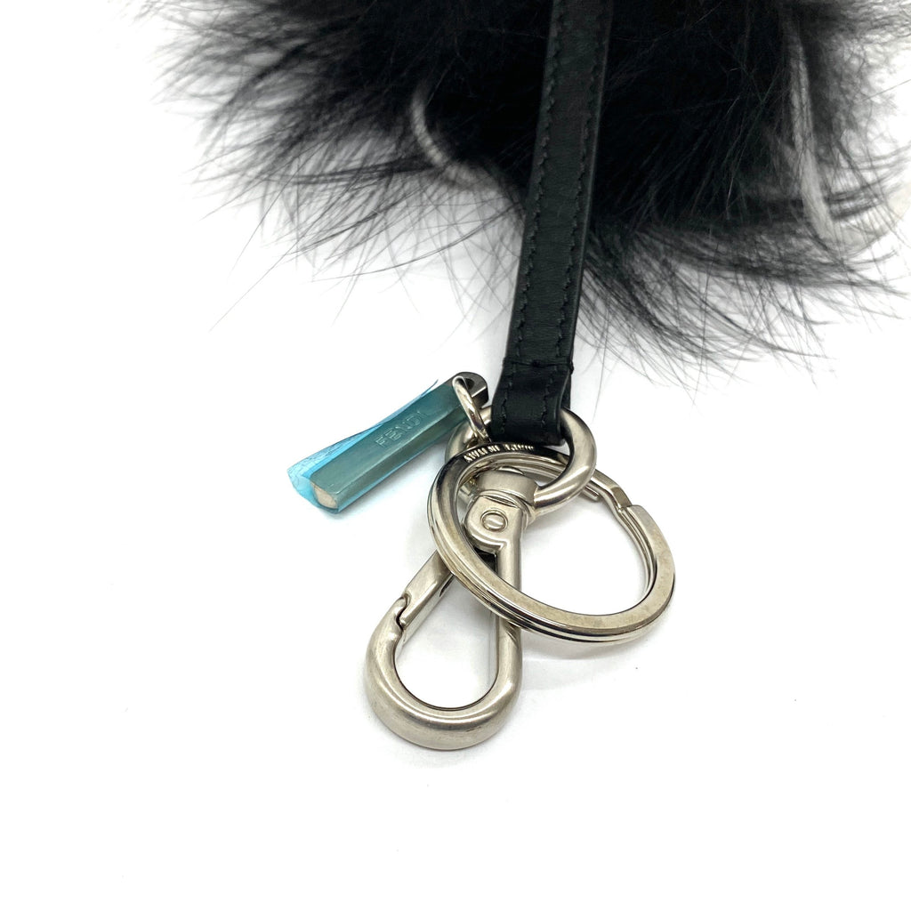 Fendi Minty monster bag charm