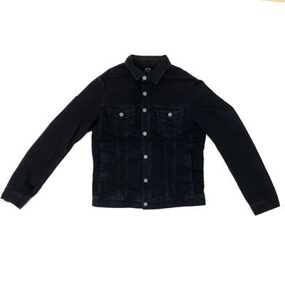 Armani Exchange Denim Jacket (Black Color)