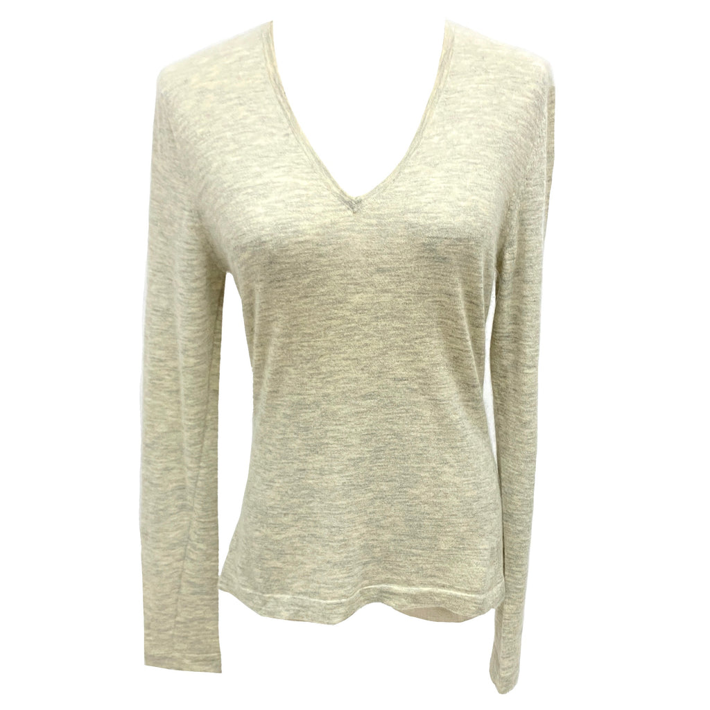 Celine cashmere V-neck sweater
