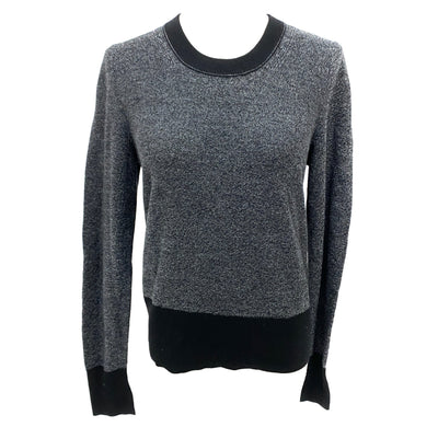 Rag & Bone Jean grey knit top