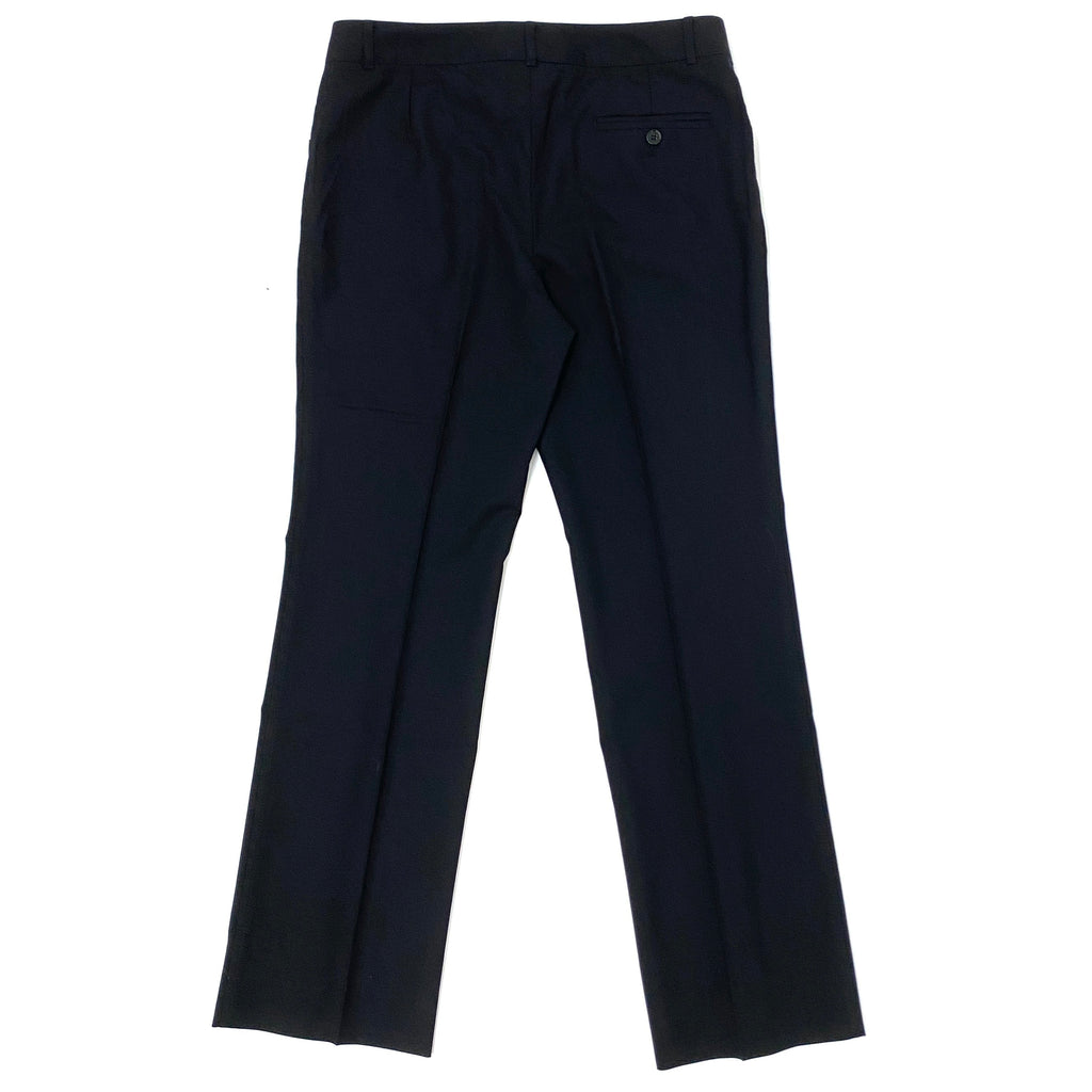 Dolce & Gabbana black suit pants