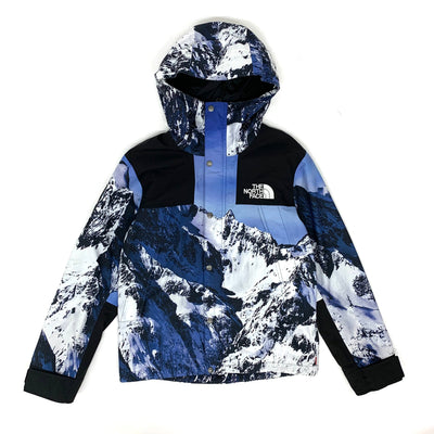 Supreme x The North Face 17AW Mountain Parka