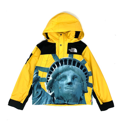 Supreme x The North Face 19AW Statue of Liberty Parka