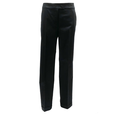 Max & Co. black straight leg pants
