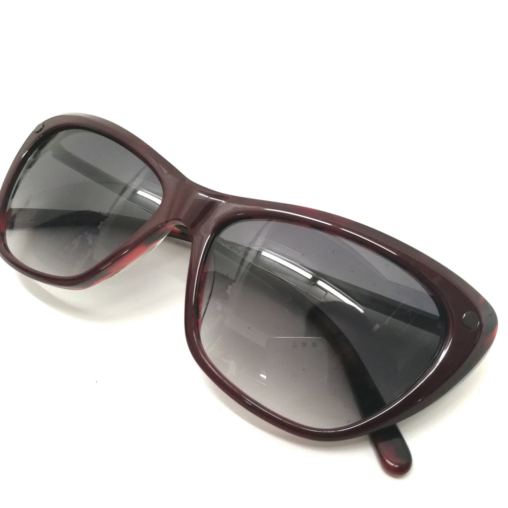 Balmain acetate cat-eye sunglasses