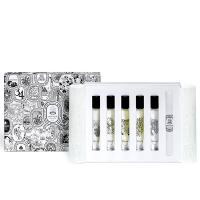 Diptyque perfume set of five