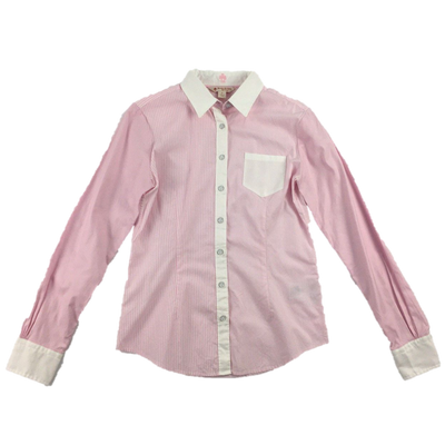 Brooks Brothers pink shirt