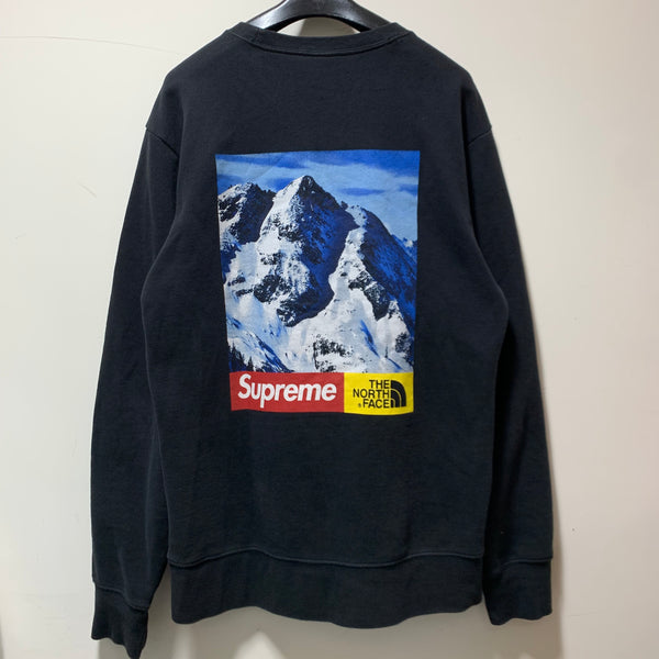Supreme X The North Face Crewneck