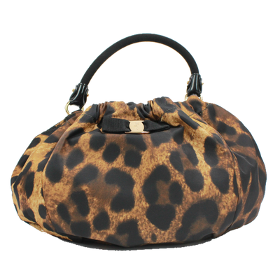 Salvatore Ferragamo Single Strap Bag (ANIMAL PRINT)