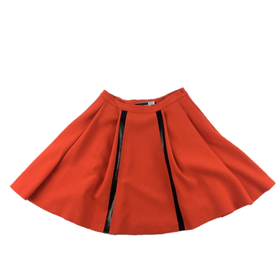Sportmax orange skirt