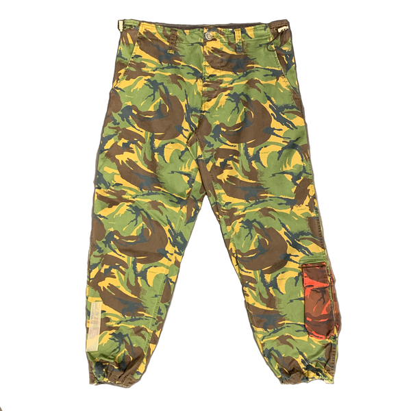 Off White Camo Cargo Pants (32)