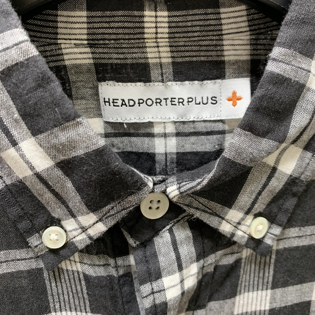Head Porter Plus Flannel Shirts
