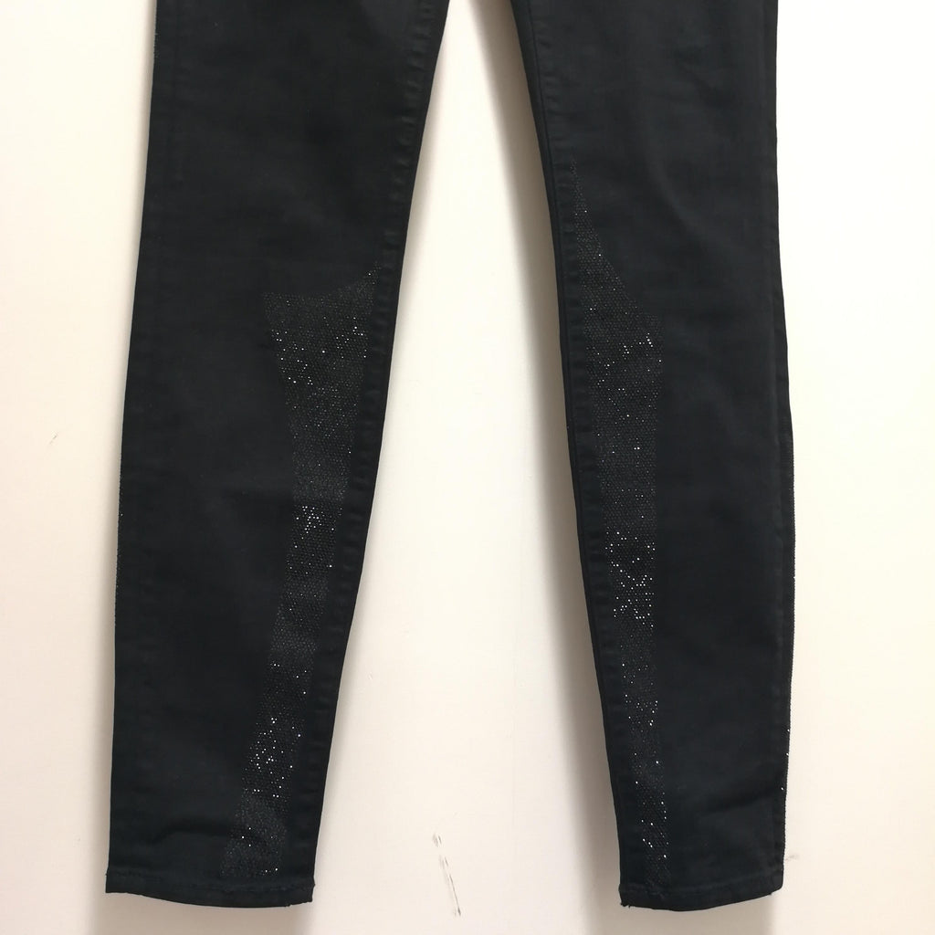 7 for All Mankind Swarvoski crystal special edition jeans