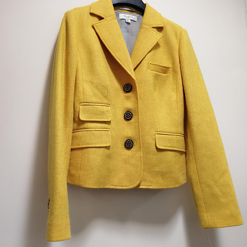 Paul & Joe 100% wool blazer