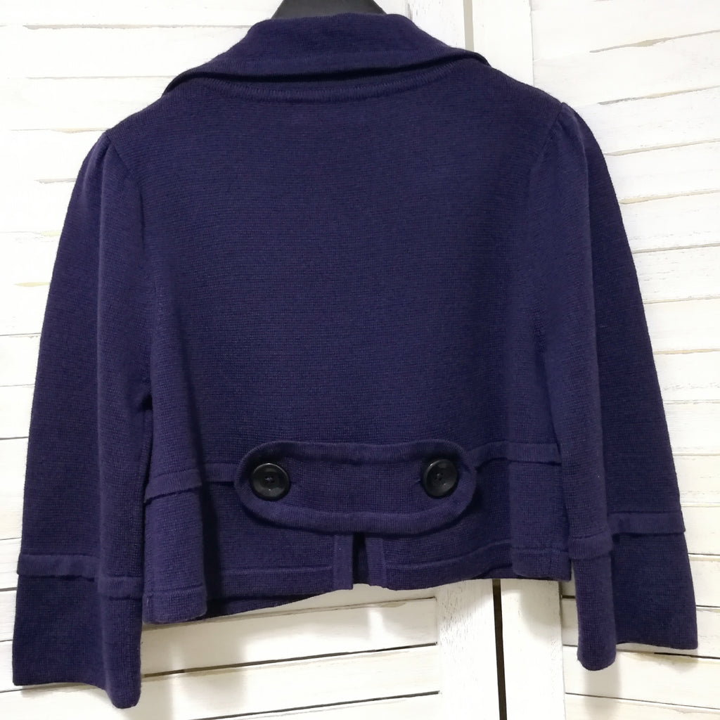 Jill Stuart chopped knit jacket